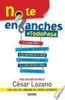 Libro de No Te Enganches #todopasa