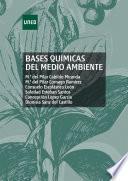Libro de Bases QuÍmicas Del Medio Ambiente