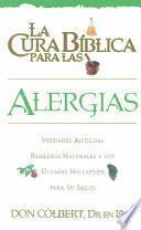 Libro de La Cura Biblica   Alergias