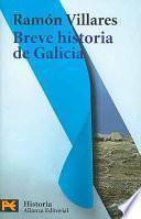 Libro de Breve Historia De Galicia