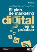 Libro de El Plan De Marketing Digital En La Práctica