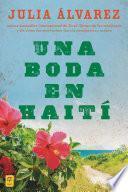 Libro de Una Boda En Haiti