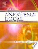 Libro de Manual De Anestesia Local