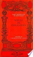 Libro de Sergas De Esplandián