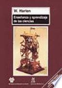 Libro de Enseñanza Y Aprendizaje De Las Ciencias