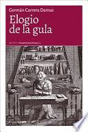 Libro de Elogio De La Gula
