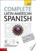 Libro de Complete Latin American Spanish. By Juan Kattn Ibarra