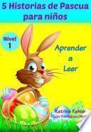 Libro de 5 Historias De Pascua Para Niños