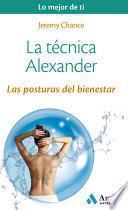 Libro de La Técnica Alexander