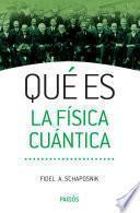 Libro de Qué Es La Física Cuántica