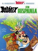 Libro de Astérix En Hispania