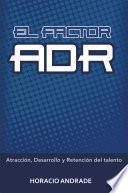 Libro de El Factor Adr