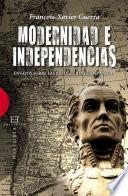 Libro de Modernidad E Independencias