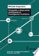 Libro de Etnografía Y Observación Participante En Investigación Cualitativa