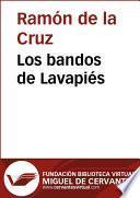Libro de Los Bandos De Lavapiés