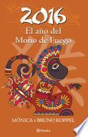 Libro de 2016 El Año Del Mono De Fuego