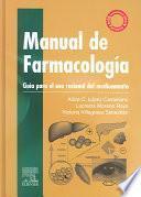 Libro de Manual De Farmacología