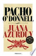 Libro de Juana Azurduy