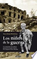 Libro de Los Niños De La Guerra