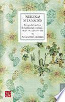 Libro de Indígenas De La Nación