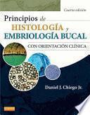 Libro de Principios De Histología Y Embriología Bucal