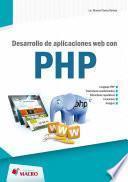 Libro de Desarrollo De Aplicaciones Web Con Php