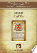 Libro de Apellido Caldés