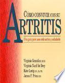 Libro de Cómo Convivir Con Su Artritis