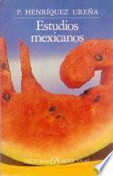 Libro de Estudios Mexicanos