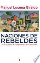 Libro de Naciones De Rebeldes