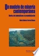 Libro de Un Modelo De MinerÍa ContemporÁnea