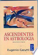 Libro de Ascendentes En Astrologia
