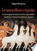 Libro de Lo Maravilloso Y El Poder