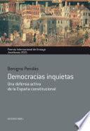 Libro de Democracias Inquietas