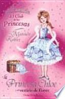 Libro de La Princesa Chloe Y El Vestido De Flores