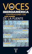 Libro de Voces De Iberoamérica