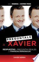 Libro de Pregúntale A Xavier