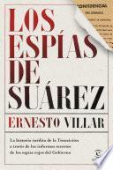 Libro de Los Espías De Suárez