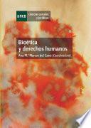 Libro de Bioética Y Derechos Humanos
