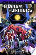 Libro de Transformers: Cybertron Oscuro