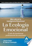 Libro de La Ecologia Emocional N/e