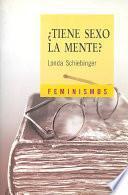 Libro de ¿tiene Sexo La Mente?