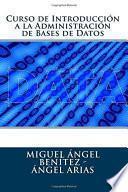 Libro de Curso De Introducción A La Administración De Bases De Datos