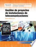 Libro de Gestión De Proyectos De Instalaciones De Telecomunicaciones
