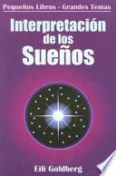 Libro de Interpretacion De Los Suenos