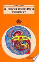 Libro de La Literatura Angloirlandesa Y Sus Orígenes