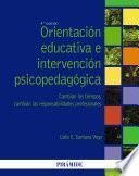Libro de Orientación Educativa E Intervención Psicopedagógica