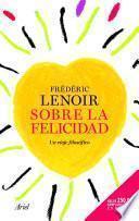 Libro de Sobre La Felicidad