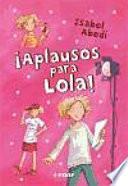 Libro de Aplausos Para Lola