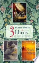 Libro de Pack Mujeres Audaces (3 Libros En Un Solo Volumen).